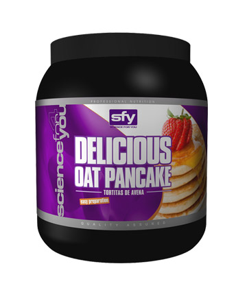 Delicious Oat Pancake SFY