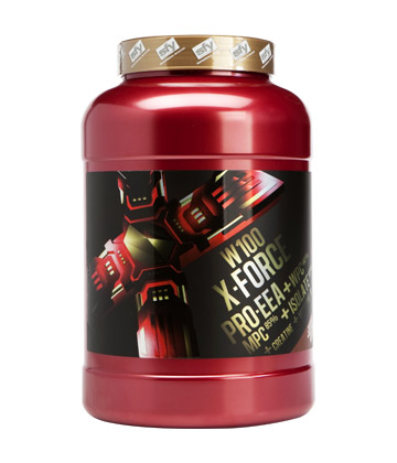 Proteína whey: W100 X-force