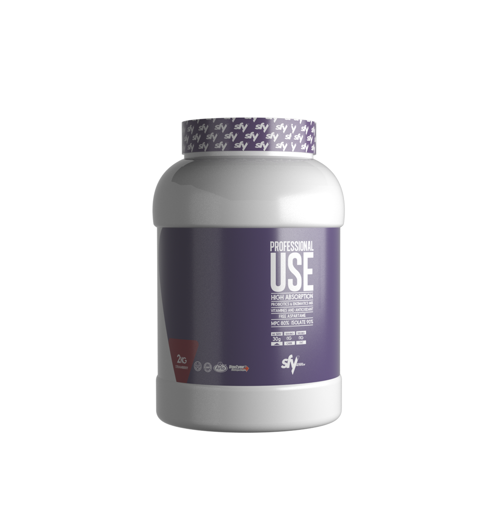 Proteína whey: Professional Use